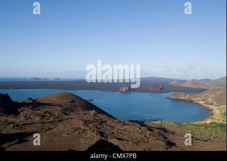 Sullivan Bay, Galapagos Islands - Stock Image
