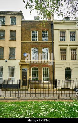 Paradise Row   Bethnal Green - Stock Image
