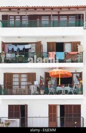 Cala Bona View - Stock Image