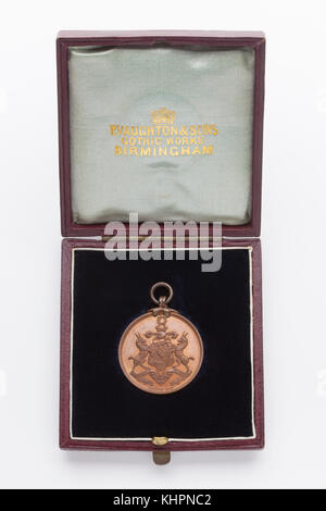 Haberdashers' Company's Schools Medal for Tug of War - Stock Image