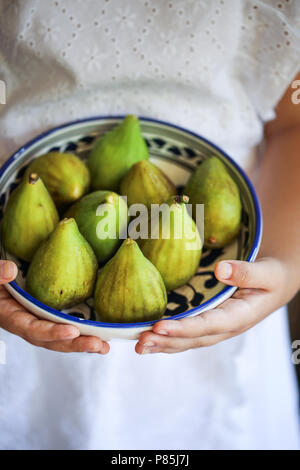 Fioroni, early figs - Stock Image