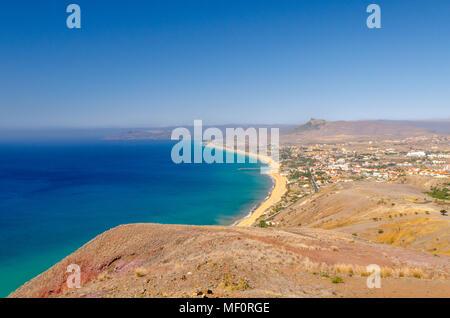Porto Santo Island - Portugal - Stock Image