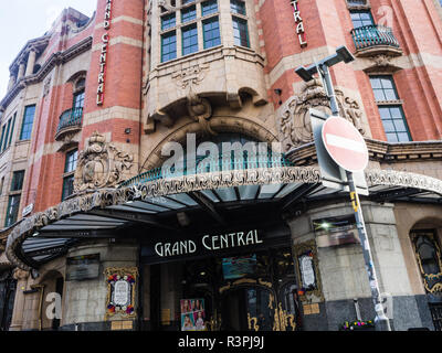 The Liverpool Grand Central Hall - Stock Image