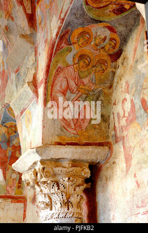 Turkey, province of Antalya, Demre, Saint Nicolas church - Stock Image