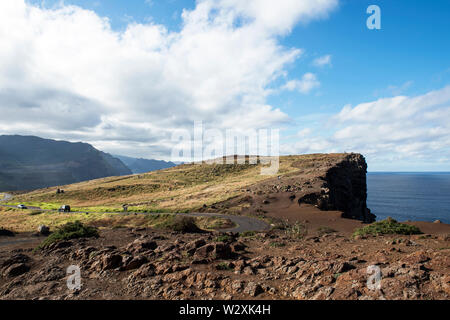 Portugal, Madeira Island, San Lorenzo Cape - Stock Image