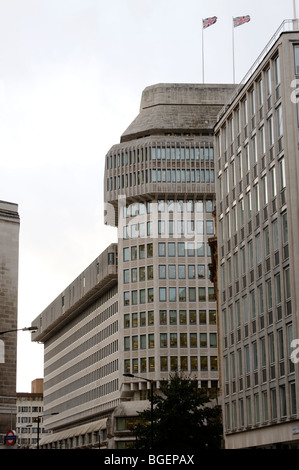 Ministry of Justice headquarters in Petty France street. London. UK 2009. - Stock Image