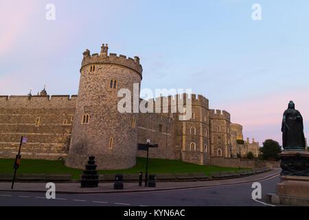 Windsor Castle - Stock Image