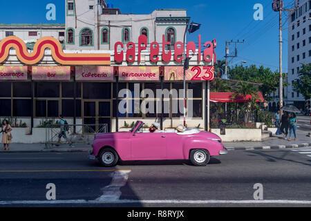 Havana Cuba - Stock Image