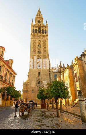 Giralda Tower - Stock Image