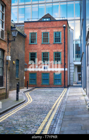 Susanna Wesley birthplace spitalfields - Stock Image