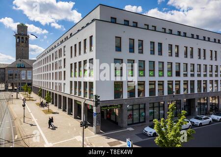 Ruhrquartier, Mülheim an der Ruhr, Deutschland - Stock Image