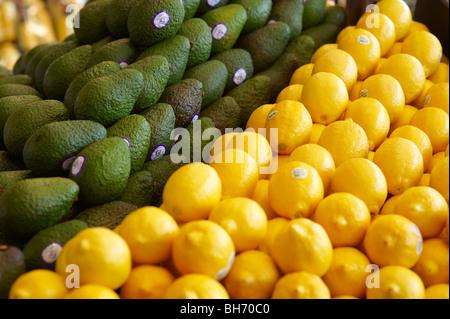 Fruit market - Stock Image
