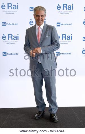 Marcello Foa milano, 13-07-2019 - Stock Image