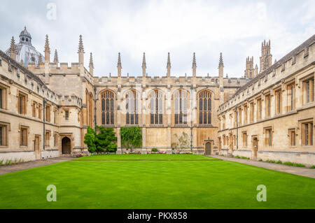 All Souls College, Oxford - Stock Image