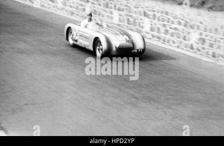 1948 John Heath GB Alta Jersey Road Race dnf - Stock Image