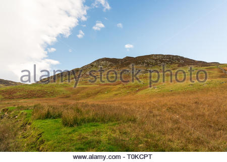 Countrside in Perthshire, Scotland during autumn - Stock Image