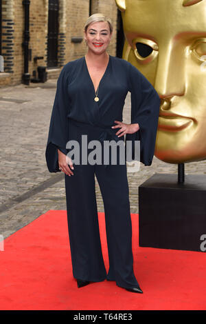 LONDON, UK. April 28, 2019: Lisa Armstrong at the BAFTA Craft Awards 2019, The Brewery, London. Picture: Steve Vas/Featureflash - Stock Image