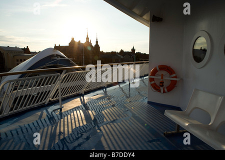 ferry elsinore - Stock Image