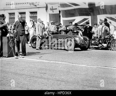 1950s Alta Brighton Speed Trials - Stock Image