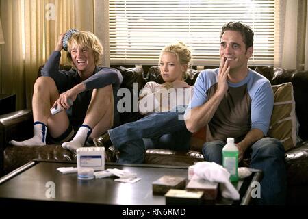 YOU, ME AND DUPREE, OWEN WILSON, KATE HUDSON , MATT DILLON, 2006 - Stock Image