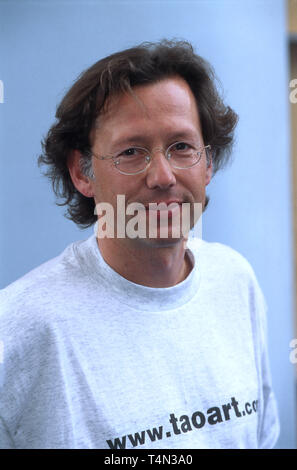 Stephan Schwartz, deutscher Film- und Fernsehschauspieler, Deutschland 1997. German movie and TV actor Stephan Schwartz, Germany 1997. - Stock Image