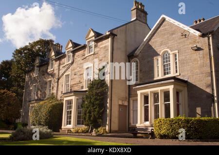 Colzium House, Kilsyth, Scotland - Stock Image