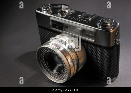 Yashica Minister III Camera from 1970's - Stock Image