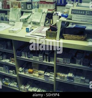 Pharmacy - Stock Image
