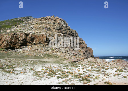 Cape of Good Hope, Cape Peninsular, Western Cape Province, South Africa. - Stock Image