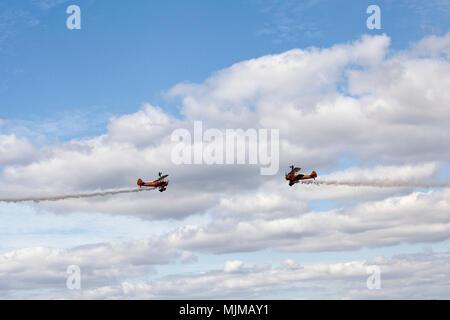 Biggin Hill Airshow - Stock Image