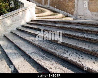 Spanish Steps Rome Lazio Italy - Stock Image