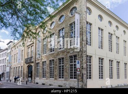 Design Museum Ghent Belgium - Stock Image
