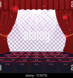 Show Time Concept - Stock Image