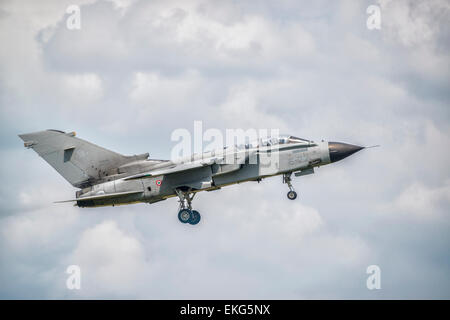 Italian Air Force Panavia Tornado A-200 RIAT 2014 - Stock Image