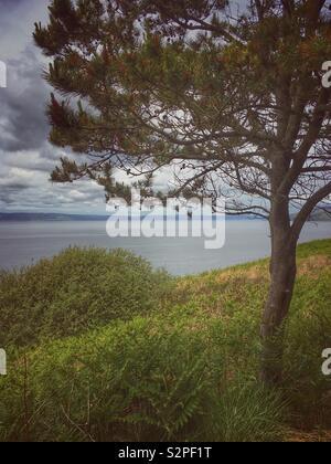 Machrie, Arran, Scotland - Stock Image