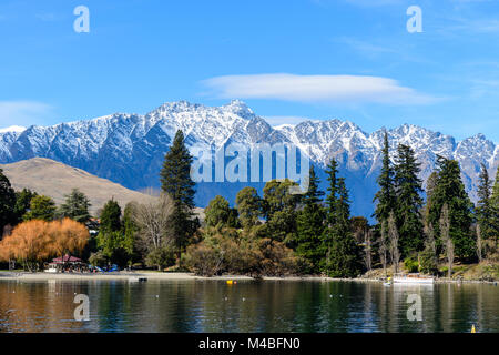 The Remarkables - Stock Image