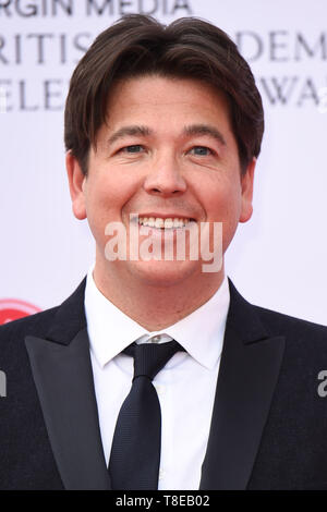 LONDON, UK. May 12, 2019: Michael McIntyre arriving for the BAFTA TV Awards 2019 at the Royal Festival Hall, London. Picture: Steve Vas/Featureflash - Stock Image