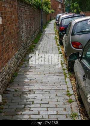 cars parked - Stock Image