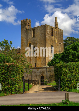 an old tower - Stock Image