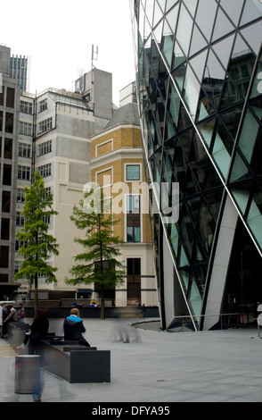 The Gherkin - Stock Image