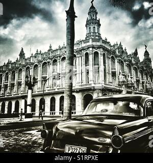 Havana centro - Stock Image