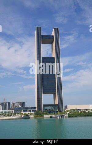 Four Seasons Hotel, Bahrain Bay, Manama, Kingdom of Bahrain - Stock Image