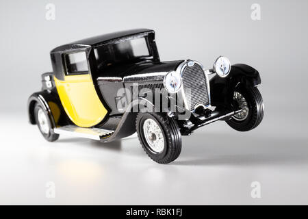 Matchbox Models of Yesteryear Y-24 Bugatti T44 1928 - Stock Image