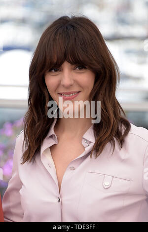 """72nd Cannes Film Festival 2019, Photocall film """"La famme de mon frère"""" Pictured: Anne-Elizabeth Bossé  Where: Cannes, France When: 15 May 2019 Credit: IPA/WENN.com  **Only available for publication in UK, USA, Germany, Austria, Switzerland** - Stock Image"""