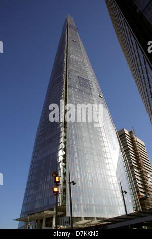 The Shard Southwark London - Stock Image