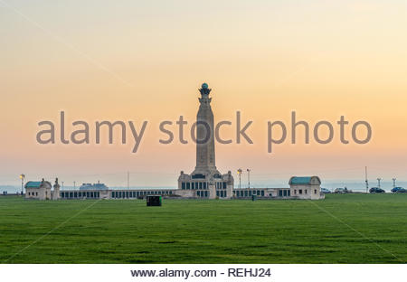 Portsmouth Naval Memorial - Stock Image