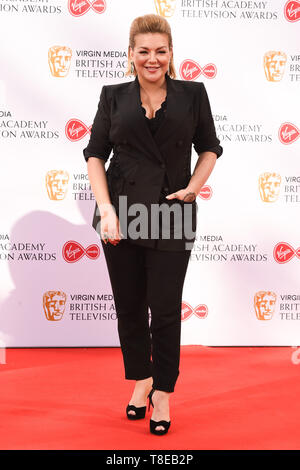 London, UK. 12th May, 2019. LONDON, UK. May 12, 2019: Sheridan Smith arriving for the BAFTA TV Awards 2019 at the Royal Festival Hall, London. Picture: Steve Vas/Featureflash Credit: Paul Smith/Alamy Live News - Stock Image