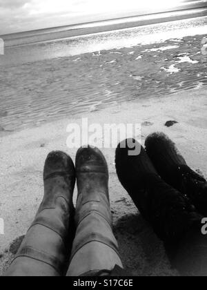 Companionship. - Stock Image