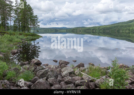 Oxberg Lake - Stock Image