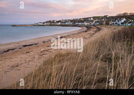 Portmahomack, Easter Ross, Highland, Scotland, UK - Stock Image